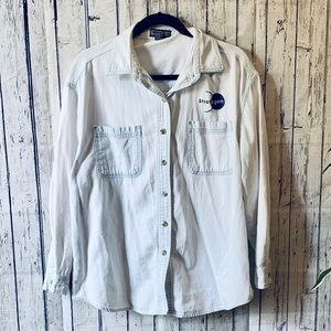 Vintage Buttonup Workshirt Sz XL